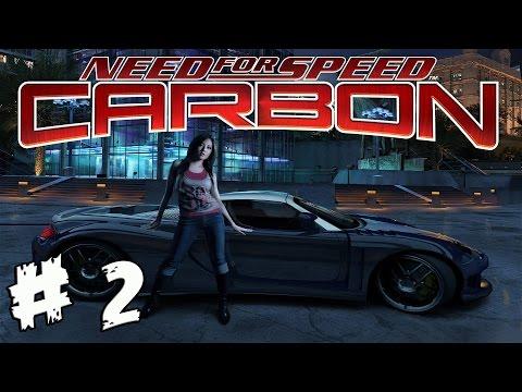 Need For Speed: Carbon! Um Novo Parceiro E Primeira Corrida No Canyon!