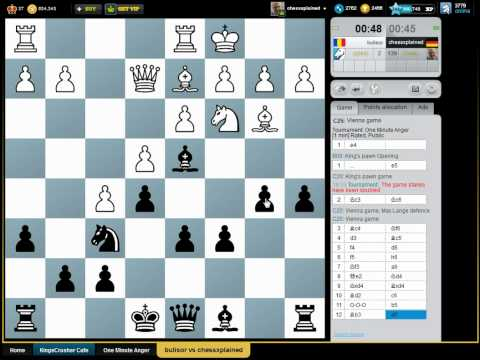 Chesscube – Warzone Bullet 2012-06-27
