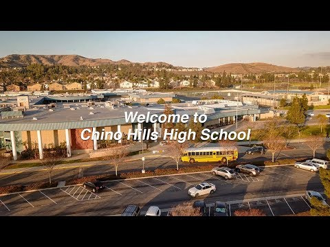 Welcome to Chino Hills High School