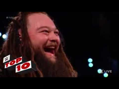 Top 10 Raw moments: WWE Top 10, January 15,
