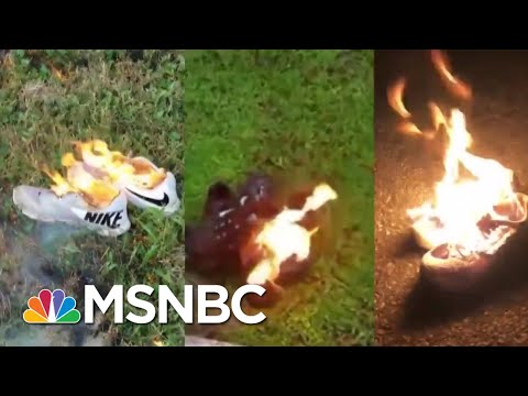 People Are Lighting Shoes On Fire To 'Own The Libs' | All In | MSNBC