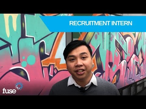 Fuse Recruitment Internship Opportunity: Melbourne