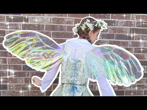 How to make Fairy Wings Tutorial thumbnail