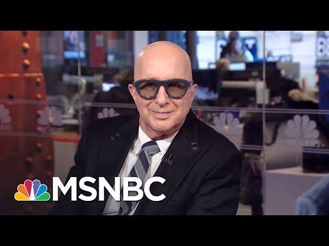 Watch Paul Shaffer Explain The Obama-Letterman Friendship | The Beat With Ari Melber | MSNBC