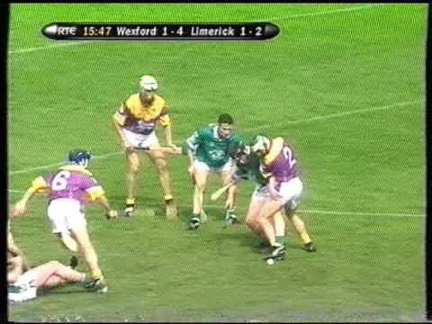 All Ireland Senior Hurling Quarter Final 2001 (2 of 8)