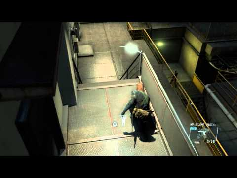 Metal Gear Solid V  Ground Zeroes 03  