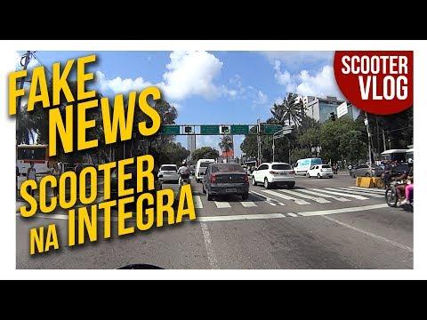 Fake News - Forza 300 no Brasil - Scooter na Integra em Recife
