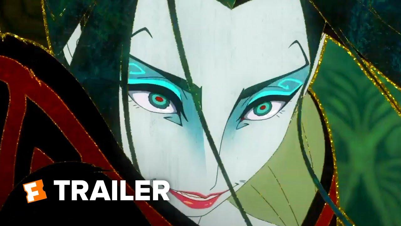 Download Jiang Ziya Trailer #1 (2021) | Fandango Family