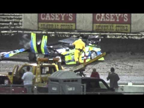 Jason Hughes Knoxville Crash 2014