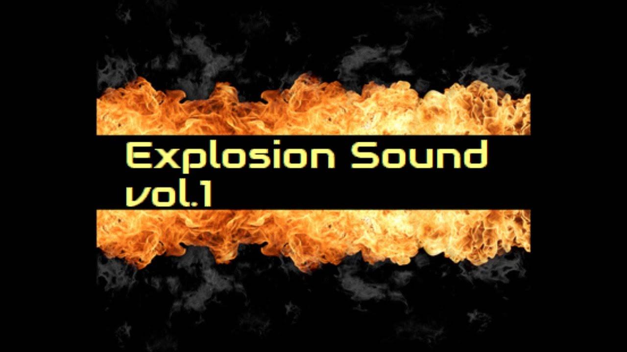 効果音 爆発音素材集 Explosion ...