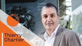 Thierry Chartier, chercheur en matériaux et procédés céramiques | Talents CNRS
