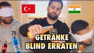 INDER VS. TÜRKE - GETRÄNKE BLIND ERRATEN 😱 | Good Life Crew