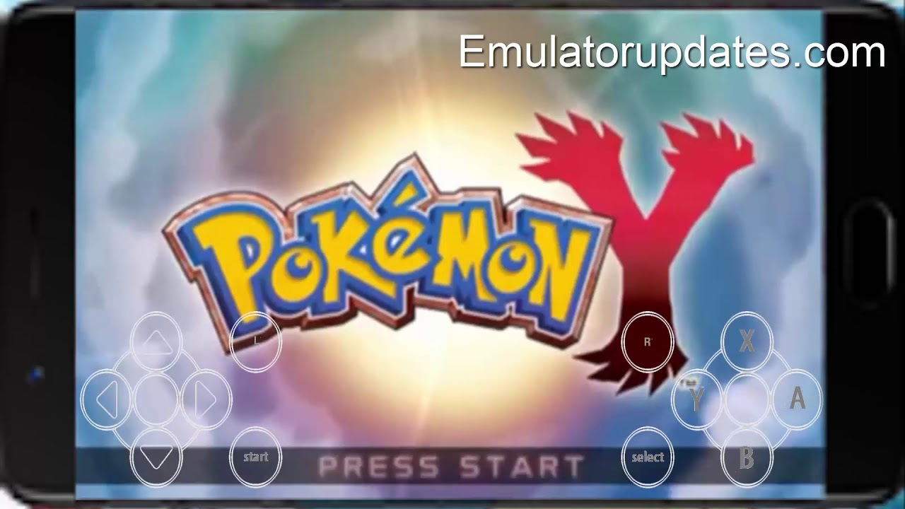 pokemon x and y emulator download for android