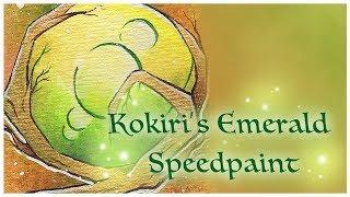 Legend of Zelda Trading Cards: Kokiri's Emerald