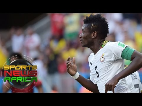 Sports News Africa: AFCON. Gyan, Ligue 1, FIFA World Cup.