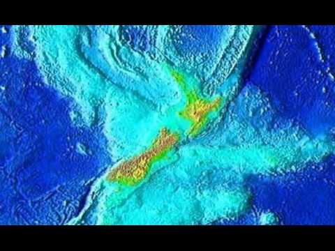 New Continent Zealandia Is Discovered Underwater│new continent zealandia│zeelandia