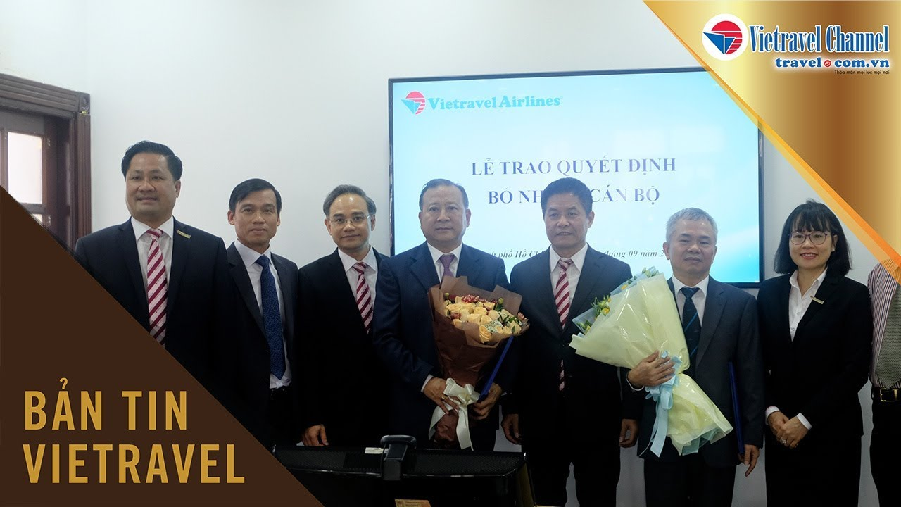 Tân binh hàng không Vietravel Airlines có hai sếp mới | Vietravel