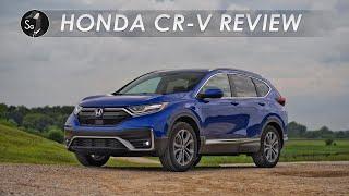 2020 Honda CR-V   Riding on Reputation