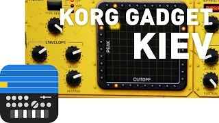 Korg Gadget - Kiev - Instrument Tour (Part 7)