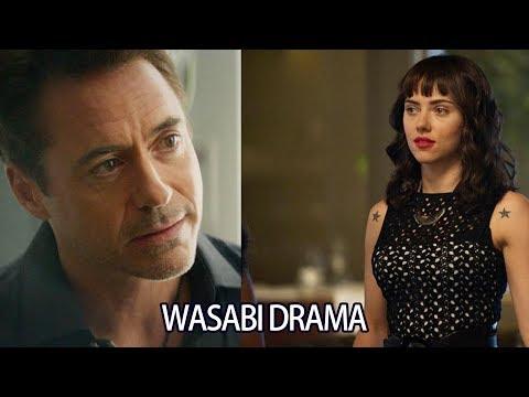 【哇薩比抓馬】妮妮和寡姐又回來了?哈皮在平行世界耍威風,做超級英雄拯救了自己的人生《落魄大廚 》Wasabi Drama