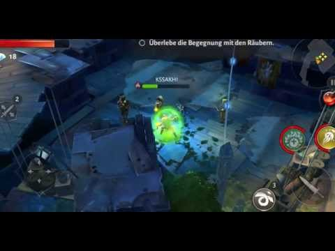 Dungeon Hunter 5 FIrst Problems