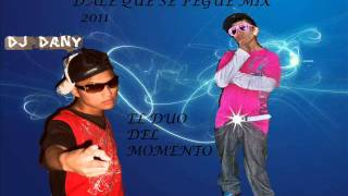 Dale Que Se Pegue Mix Dj Dany FT Dj Bellacon 2011 .wmv
