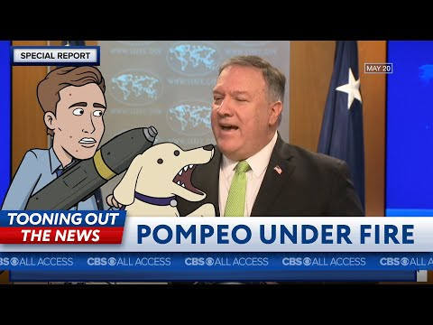 Mike Pompeo's Aide Mixes Up His Errands