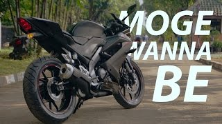REVIEW ALL NEW YAMAHA R15 MY2017! | Motovlog #27
