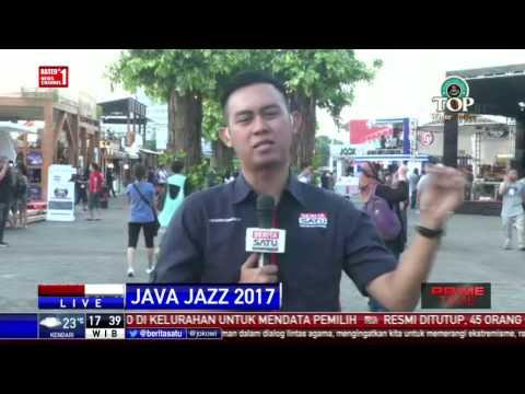 Pengunjung Memadati Hari Terakhir Java Jazz Festival 2017 Mp3
