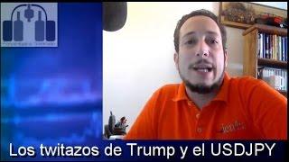 Los Twitazos de Trump y el USDJPY