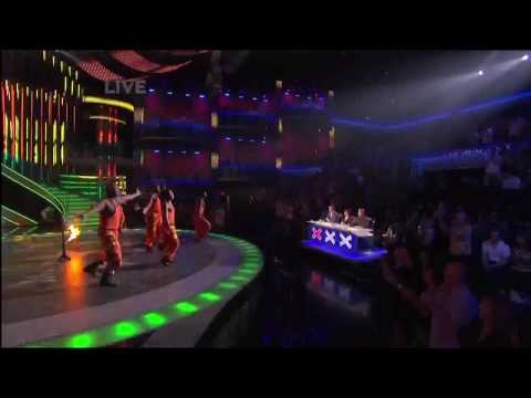 African High Flyers On Americas Got Talent : Season 4