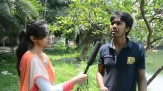 Target Earth Bangladesh: Plastic walk