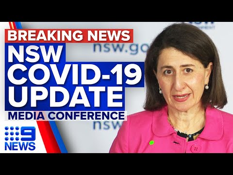 NSW: Restrictions ease further after 1083 COVID-19 cases | Coronavirus | 9 News Australia