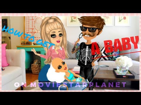 How To Have A Baby On MSP! - MovieStarPlanet *Still working* - Duur: 19:44.