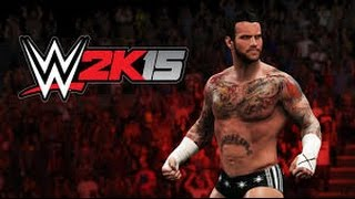 WWE 2K15 Roster - All characters + DLC + Divas (PS3)