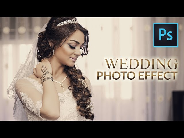 Photo Tutorial Wedding Effects Free Action File Soft Vintage Effect