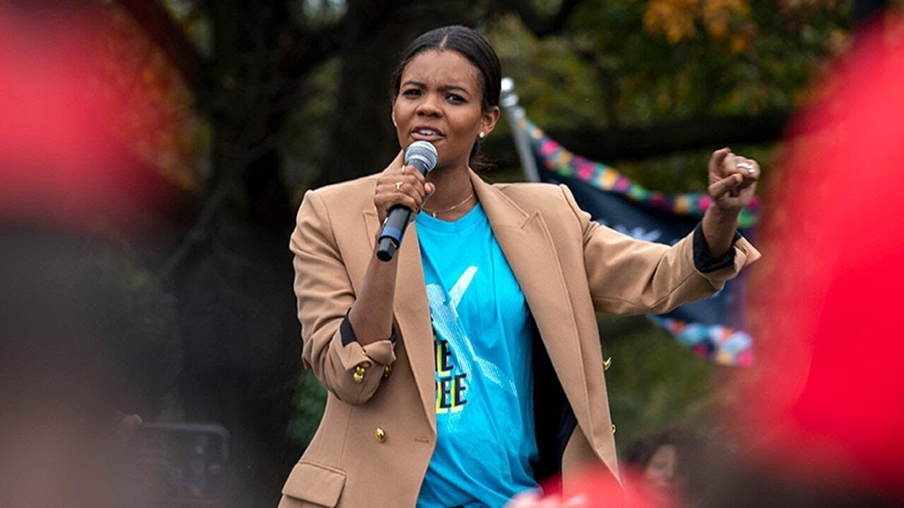 BLEXIT founder Candace Owens organizes law and order WH event ...