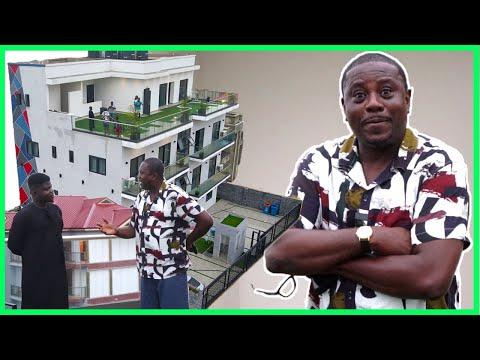 A Nigerian Sierra Leonean Built An Affordable Rental Apartment In Ghana!