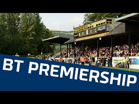 BT Premiership | Melrose v Currie