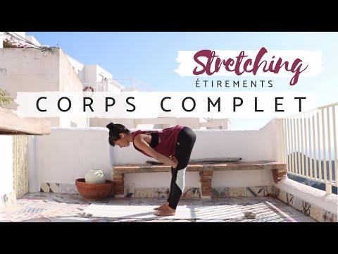 Séance complète de Stretching / Étirements - 25 min.