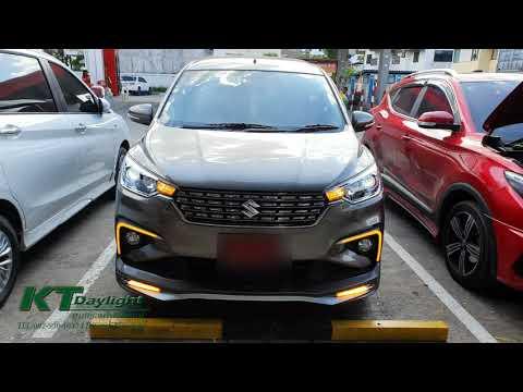 รถยนต์ 2019 KT Daylight :: ไฟเดย์ไลท์ suzuki ertiga 2019