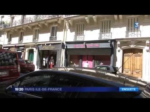 Salons massages parisiens