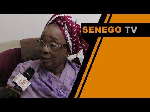Spécial tabaski chez la maman de youssou ndour