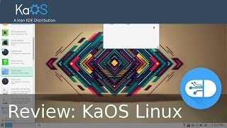 Review: KaOS Linux