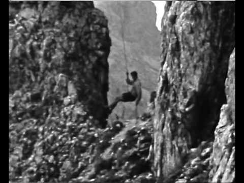 old mountain  climber movie