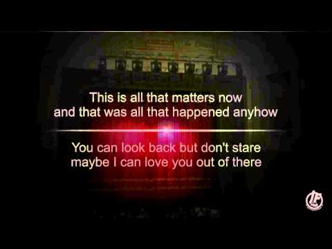 Eight Letters - Take That Cover (Lyrics Video)