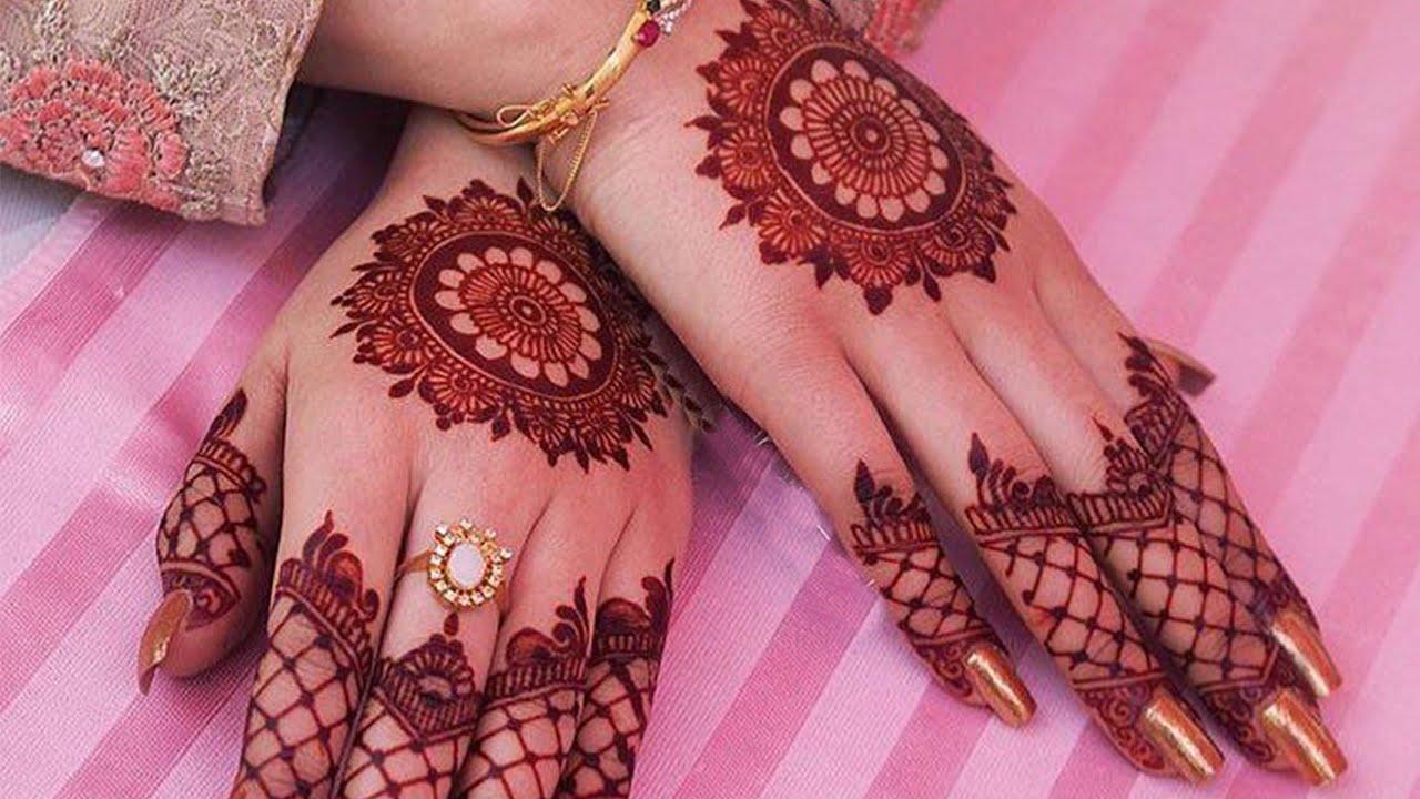 Full hand traditional bridal mehndi 💖 Dulhan Mehendi Bridal mehndi design
