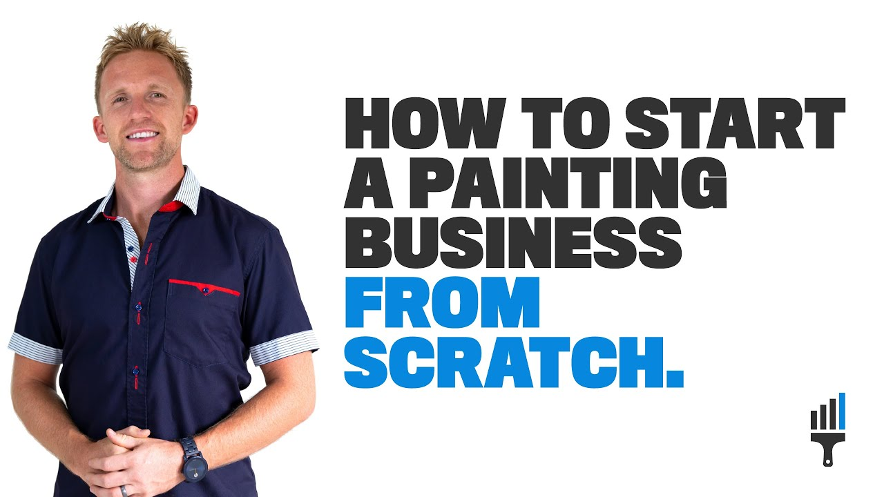 How to start a painting business from scratch by for Painting and decorating advertising ideas