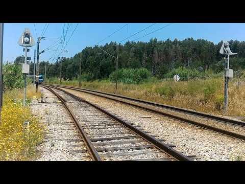 Linha do Oeste - Zona da Amieira 23jun18.