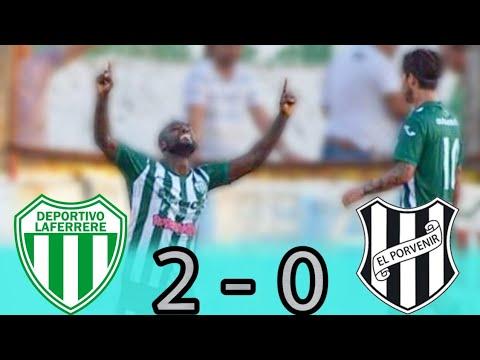 Primera C : LAFERRERE 2 - 0 EL PORVENIR (Los Goles)